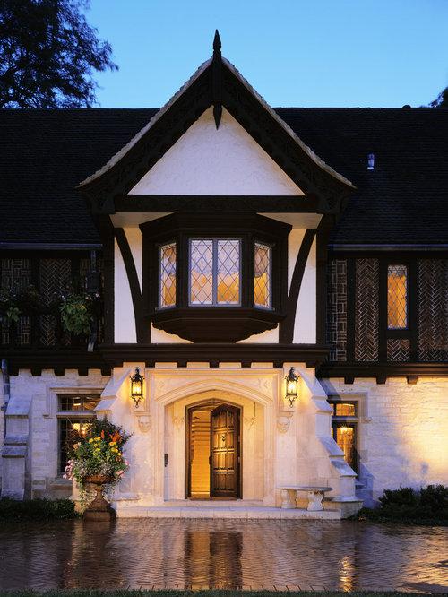 English Tudor Window Home Design Ideas Pictures Remodel