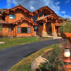 Traditional Exterior by B&B Builders