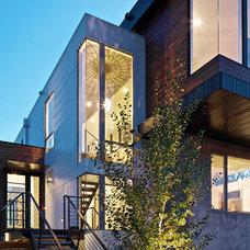 Modern Exterior by Swiss Milk Studio