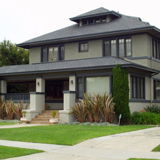 Craftsman Exterior by Steven Corley Randel, Architect