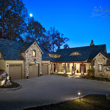 Traditional Exterior by LS3P   Neal Prince Studio