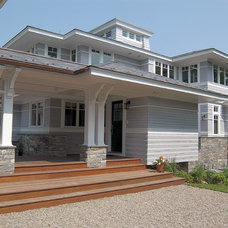 Traditional Exterior by SMOOK Architecture & Urban Design, Inc.