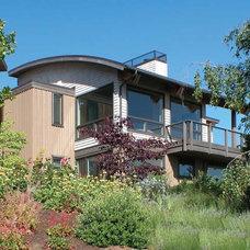 Modern Exterior by Thompson Studio Architects
