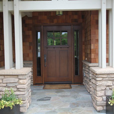 Craftsman Exterior by McKim Design Group