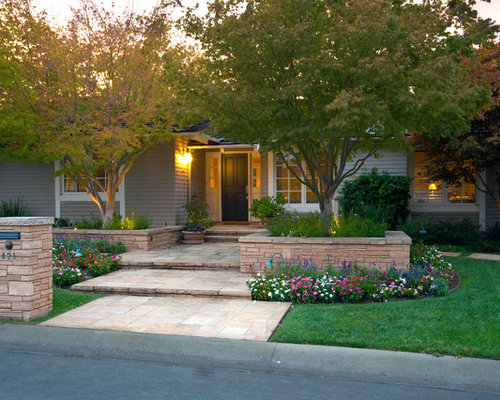 Ranch Home Landscape Design Ideas, Pictures, Remodel And Decor