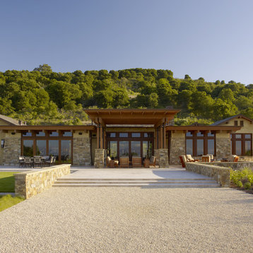 Craftsman style ranch meets contemporary home design ideas for New ranch style homes in maryland
