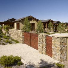 Craftsman Exterior by Conrado - Home Builders