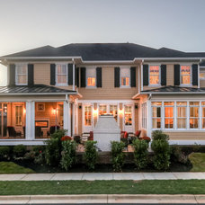 Traditional Exterior by JH Designs