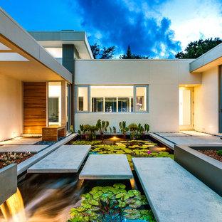 75 Popular Tropical Exterior Home Design Ideas Stylish
