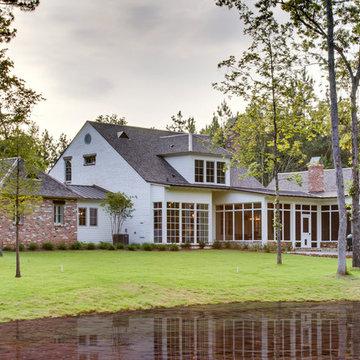 Louisiana Cottage by Farmer Payne Architects