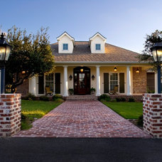 Traditional Exterior by Godsey Homes