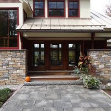 Contemporary Exterior by Eck | MacNeely Architects inc.