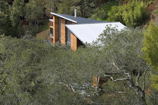 Contemporary Exterior by Quezada Architecture