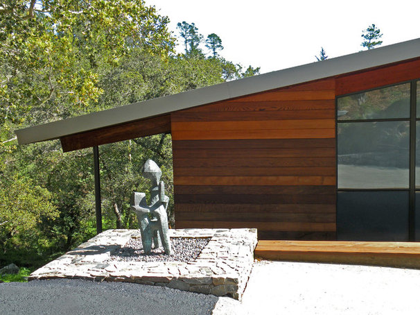 Modern Exterior by Quezada Architecture