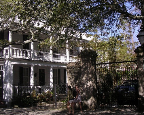 Low country style charleston and savannah for Low country architecture