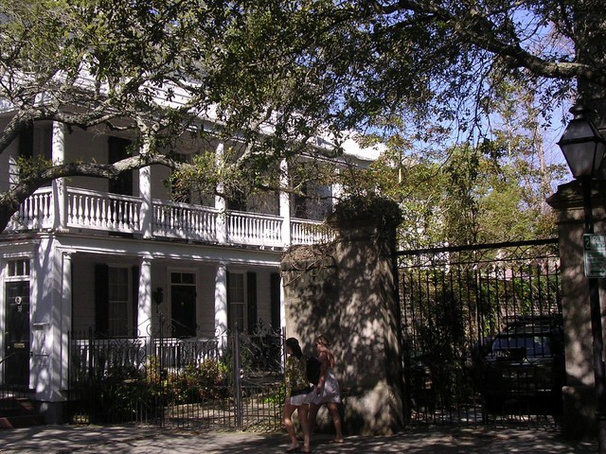 Exterior Low Country Style