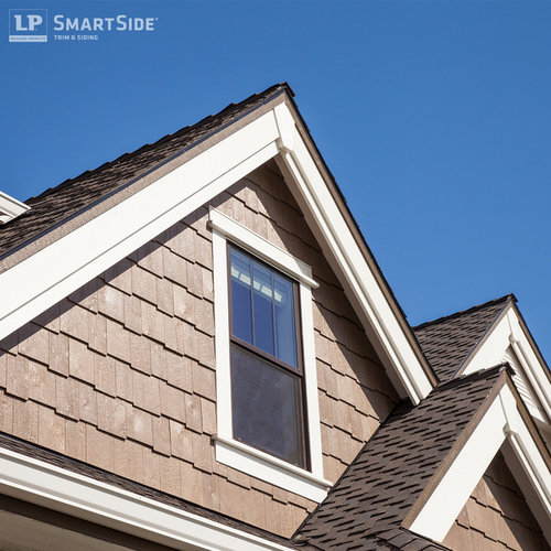 Lp smartside cedar shakes for Lp smart siding reviews