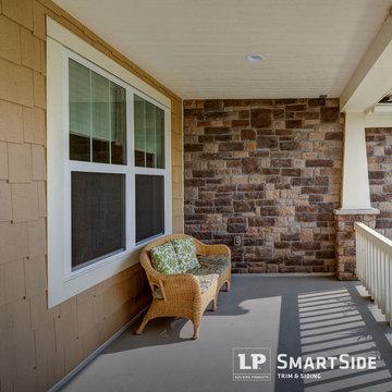 LP SmartSide Cedar Shakes – 14