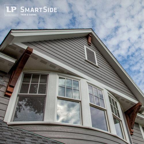 Lp smartside lap siding for Smart siding colors