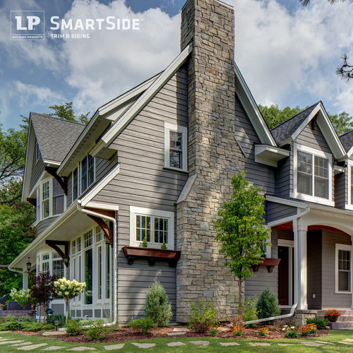 Lp smartside lap siding for Lp smart siding reviews