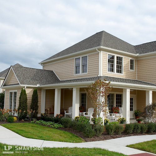 Lp smartside lap siding for Lp engineered wood siding