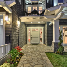 Craftsman Exterior by LuAnn Development, Inc.