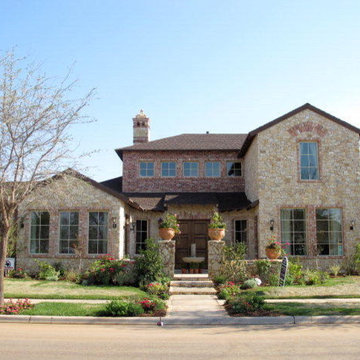 """Lubbock Parade of Homes """"Texas Tuscan"""" by Dallas Design Group"""