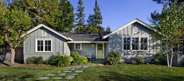 Modern Exterior by Ana Williamson Architect