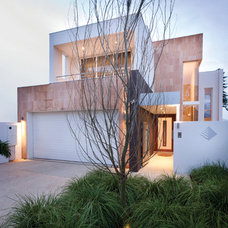 Modern Exterior by RiverStone Homes