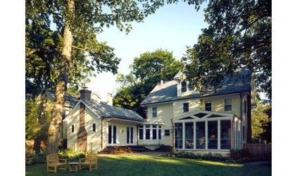 Traditional Exterior by Eifler & Associates Architects