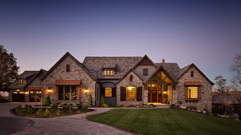 Luxurious Transitional Estate Home