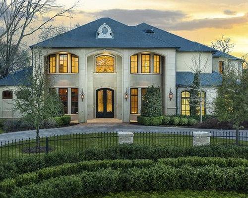 Luxury European House Plan 9467