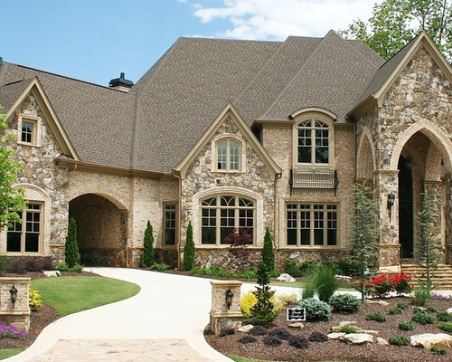 Luxury european style homes Europe style house