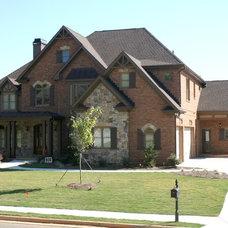 Traditional Exterior by Alex Custom Homes, LLC