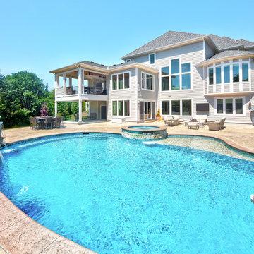 Luxury Farmhouse Custom Home