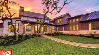 Luxury Home Magazine Austin Anniversary Cover - Austin, TX