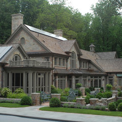 traditional exterior by Adams Architectural Woodworking