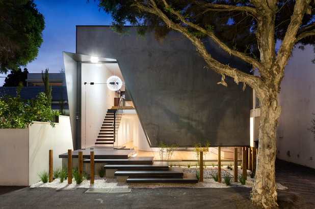Contemporary Exterior by Pascon Group Pty Ltd