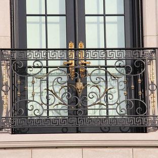 luxury ornamental iron work