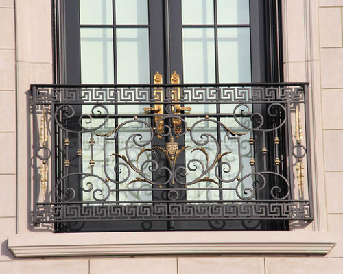 ornamental iron home design ideas pictures remodel and decor ornamental fences zepco fence inc