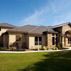 Traditional Exterior by Jim Boles Custom Homes