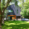 Modern Architecture Carves Out Room for Interest