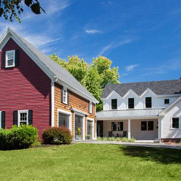 Lynnfield Farmhouse - Cummings Architects