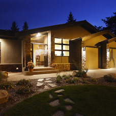 Contemporary Exterior by Habitat Studio