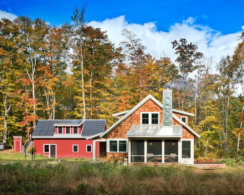 Low cost house designs houzz for Low cost farm house