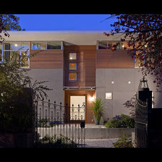 Modern Exterior by Lambright Design Group