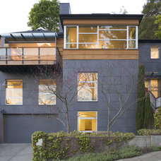 Contemporary Exterior by Prentiss Architects