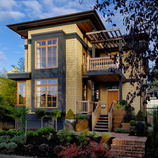 Transitional Exterior by Shugart Wasse