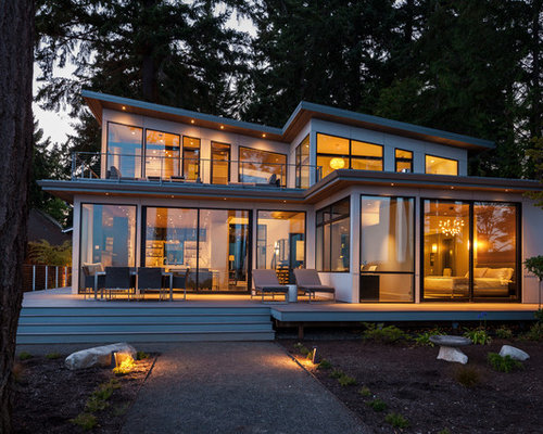 10 Best Contemporary Exterior Home Ideas & Remodeling Pictures   Houzz