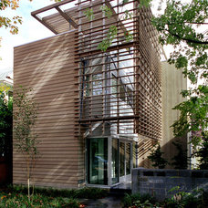 Modern Exterior by Vandeventer + Carlander Architects